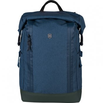 Рюкзак victorinox altmont classic rolltop laptop 15'', синий, по