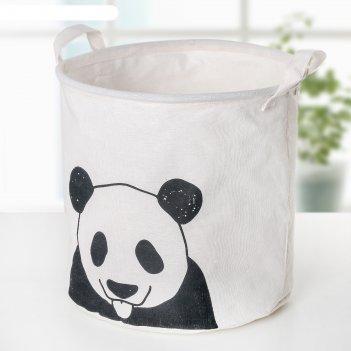Корзина универсальная панда