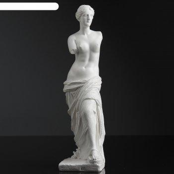 Фигура венера белая 27 см