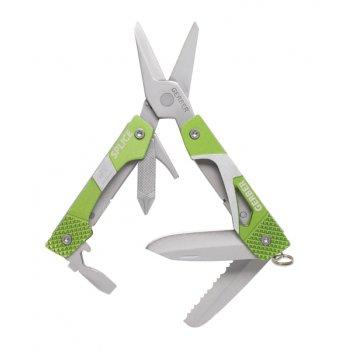 Мультитул splice / зеленый / коробка / gerber