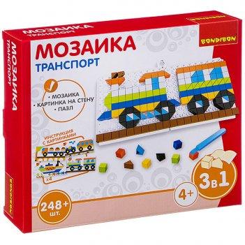 """Мозаика """"транспорт"""""""