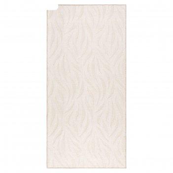 Ковер скролл ария размер 200х300 см, цвет бежевый 106/3, войлок 195 г/м2
