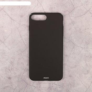 Чехол-крышка deppa air сase (83272) iphone 7 plus черный
