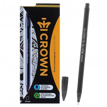 Ручка-линер смр-5000, черная