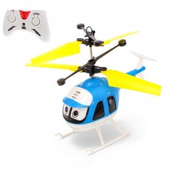 Вертолёт радиоуправляемый «вираж», микс