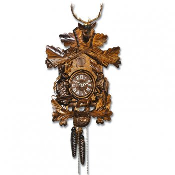 Кварцевые часы с кукушкой sars 0739-8