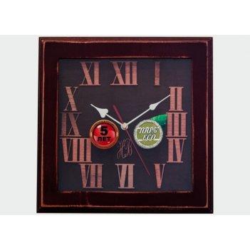 Часы настенные d30-277