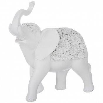 Статуэтка слон 20*9*20,5 см. серия камила (кор=8шт.)