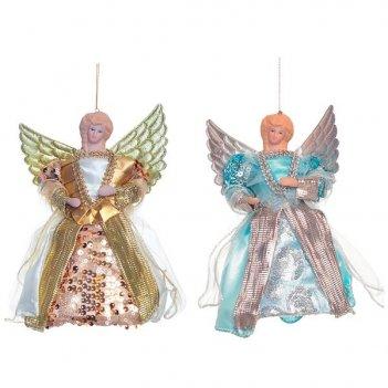 Декоративное изделие, фигурка ангел, 17 см