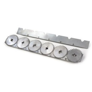 Устройство для вращения шампуров шашлычник (нержавеющая сталь)