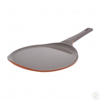 Блинная сковорода neoflam orange 26 см
