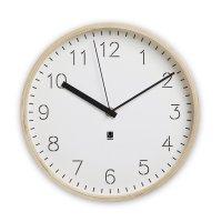 Часы настенные rimwood, материал: дерево, размер: 25,7 х 25,7 х 5 см, цвет