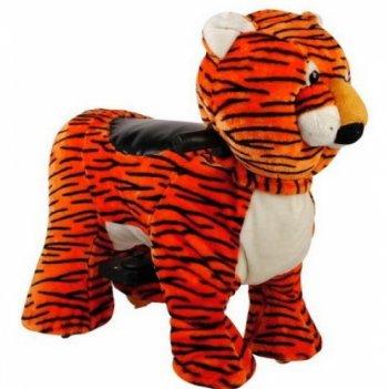 Зоомобиль joy automatic animal story тигра