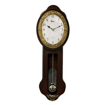 Настенные часы с маятником sinix 2116 g