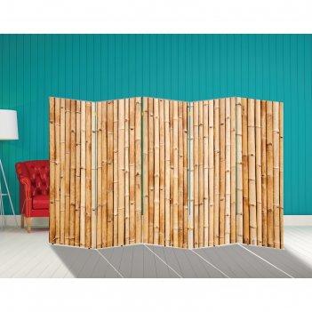 Ширма бамбук. декор 5 250 x 160 см