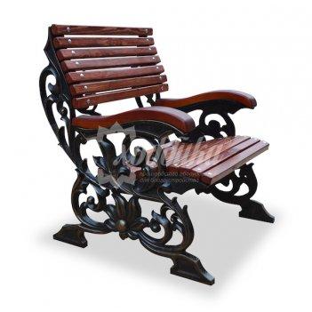 чугунные кресла