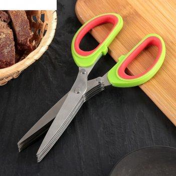 Ножницы кухонные драйв, микс