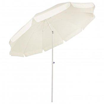 Пляжный зонт «тревизо», 2,5 м, цвет бежевый, 5790198