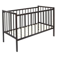 Кровать детская колибри мини. цвет венге кд 1200 пс м