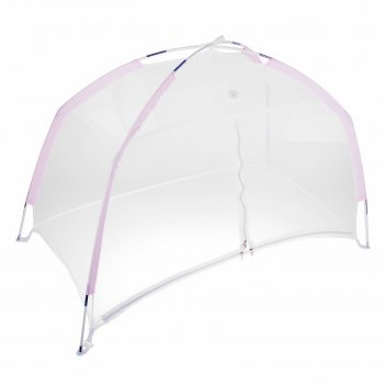 Манеж-палатка для ребёнка, москитная сетка на молнии, цвета микс