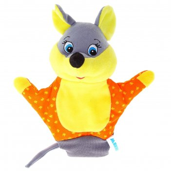 Развивающая игрушка - рукавичка мышка