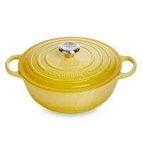 Казан la marmite, объем: 4 л, диаметр: 26 см, материал: чугун, цвет: желты