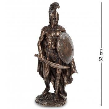 Ws-158 статуэтка леонид - царь спарты