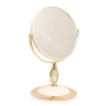 Зеркало b6 806 per/g wpearl&gold настольное 2-стор. 5-кр.ув.