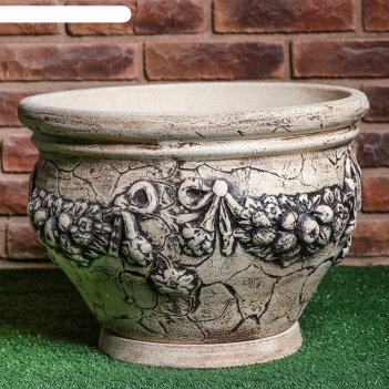 кашпо из керамики