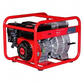 Мотопомпа fubag pg 950 t, бенз., d=80 мм, для сильнозагрязненной воды, 130