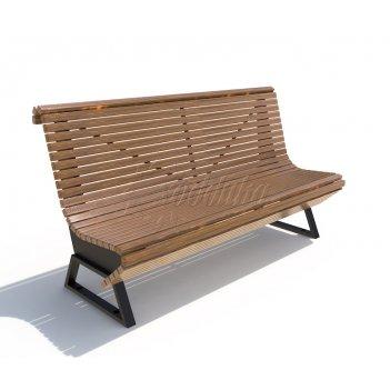Скамейка «аллегория» распродажа 1,8 м