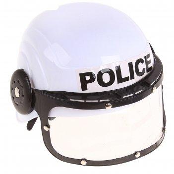 Каска полиция