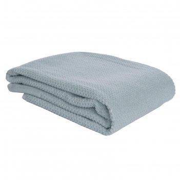Полотенце банное essential, размер 90х150 см, цвет голубой