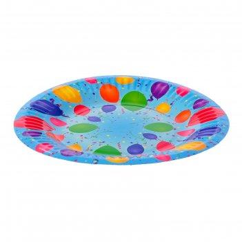 Тарелка шары 18 см
