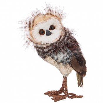 Фигурка сова 12*11*23 см (мал.уп.=4 шт)