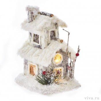 Композиция со встроенной подсветкой «сказочная домик»
