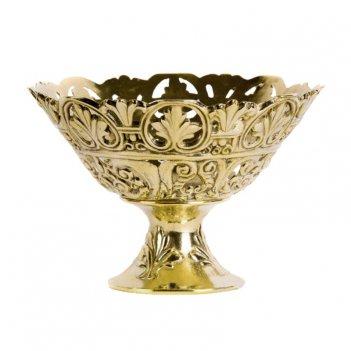 Декоративная ваза конфетница
