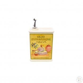 Емкость для масла nuova cer 21см