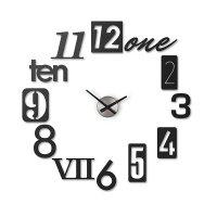Часы настенные loopa, материал: нержавеющая сталь, размер: 7,6 x 34 см, цв