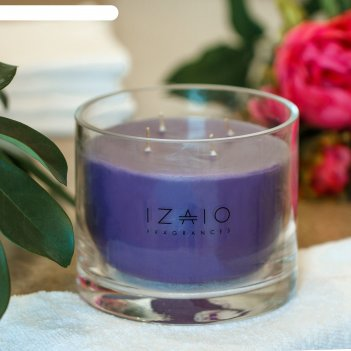 Свеча ароматическая сандаловое дерево