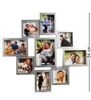 Chk-129 фоторамка настенная семейная история на 9 фото