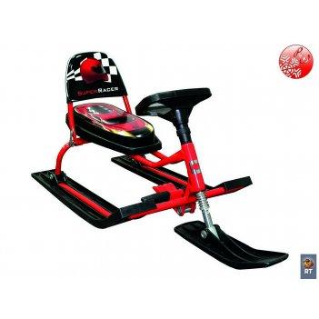 114 снегокат comfort auto racer  со складной спинкой