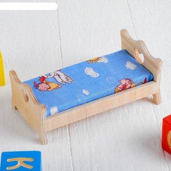кроватки для девочек