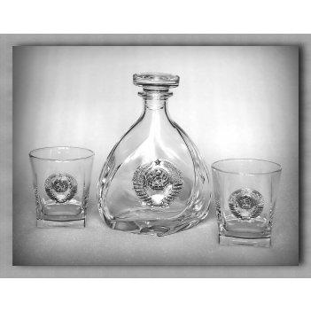 Набор для виски 310 ссср. арт. ншт41310ср-22