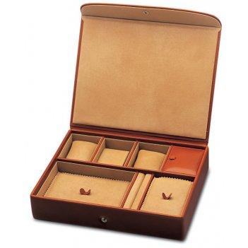 Футляр-коробка для часов и ювелирных изделий un217
