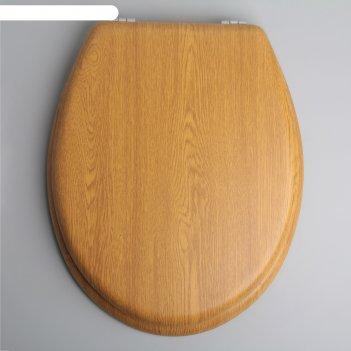 Сиденье для унитаза «натуральное дерево»