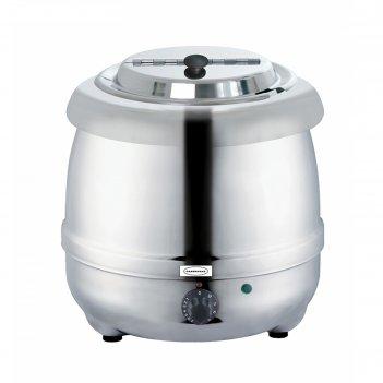 Мармит gastrorag 81010sp, электрический, настольный, для супов, 10 л, 30-9