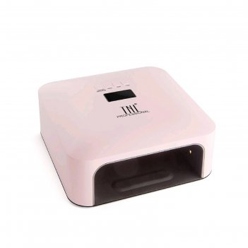 Лампа для гель-лака tnl paradise, uv/led, 60 вт, таймер 30/60/99 с, розова