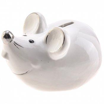 Копилка мышка 13.5*9*8.5 см (кор=24шт.)