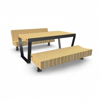 Комплект мебели «астана» 1,9 м (сосна)
